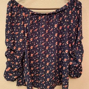 Women's Off shoulder blouse